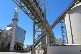 Ohorongo Cement won the prize for Environmental excellence among industries